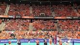 Nederland volleybalgek: 'Ze hebben het supergoed gedaan'