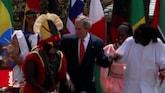 Play: Wereldleiders en hun (slechte) dansmoves