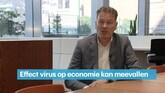 CPB: economie krijgt een flinke dreun door de coronacrisis.