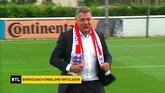 RTL Sport Update: Engelse bondscoach Sam Allerdyce ontslagen