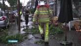 Deel Overijssel getroffen door windhoos