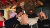 Amerika maakt onze Piet zwart