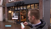App als digitale klantenkaart, maar willen mensen dat wel?