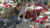 Herdenking Frankrijk: 'Militaire eer voor burgerslachtoffers'