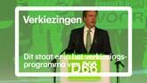 Dit staat er in het verkiezingsprogramma van D66