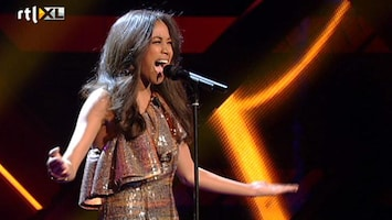 X Factor Tania - Vision Of Love