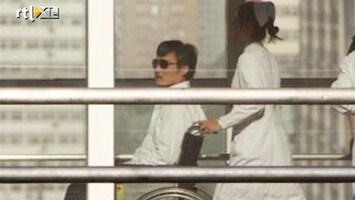 RTL Nieuws Chinese dissident Chen verlaat ambassade VS