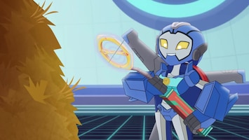 Transformers Rescue Bots Academy Afl. 41