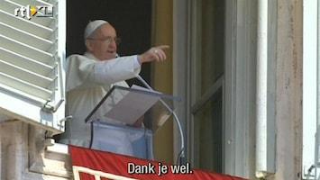 RTL Nieuws Brazilië klaar voor de paus