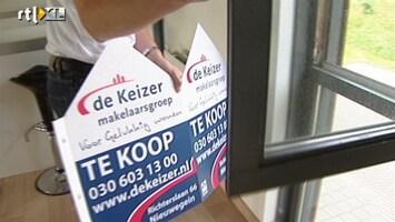 RTL Nieuws Optimisme over huizenmarkt groeit
