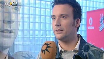 RTL Boulevard Finalisten Voice of Holland