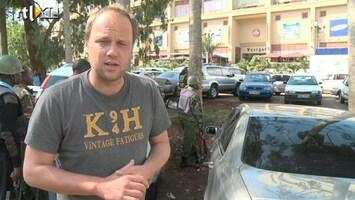 RTL Nieuws 'Alle moslims mochten winkelcentrum verlaten'