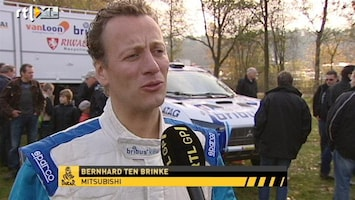 RTL GP: Dakar Pre-proloog Interview Bernhard ten Brinke