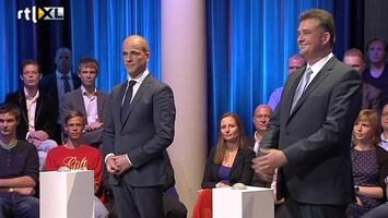 RTL Nieuws Weekoverzicht - PvdA-lijsttrekker Samsom rukt op