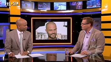 RTL Boulevard Arie Boomsma bezorgt iemand gebroken rib