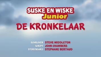 Suske En Wiske Junior De kronkelaar