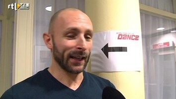 So You Think You Can Dance Interview met Laurent