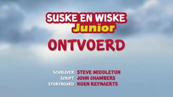 Suske En Wiske Junior Ontvoerd