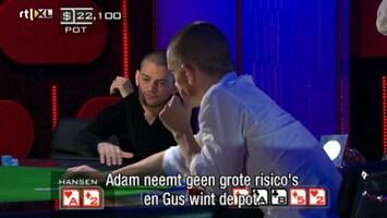 Rtl Poker: European Poker Tour - Uitzending van 15-12-2010