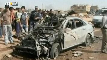 RTL Nieuws Zeker 100 doden bij aanslagen in Irak