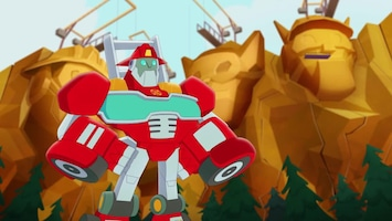 Transformers Rescue Bots Academy Afl. 8