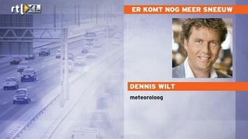 RTL Nieuws Weerman Wilt: Er komt nog 9 centimeter bij