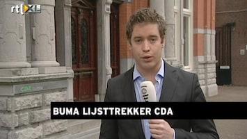 RTL Nieuws Van Haersma Buma lijsttrekker CDA