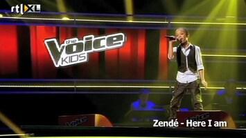 RTL Boulevard Compilatievideo The Voice Kids
