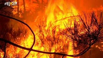 RTL Nieuws Brandweerman omgekomen bij bosbrand Portugal