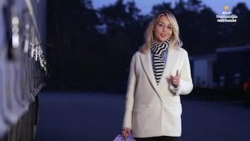 RTL 4's Onvergetelijke Feestdagen Chantal Janzen tovert vrachtwagen om tot tweede thuis