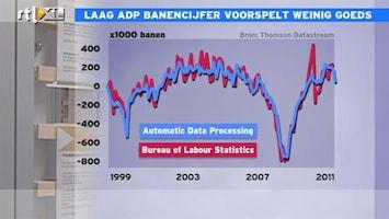 RTL Z Nieuws Wees voorbereid op een tegenvallend banencijfer in de VS