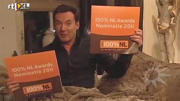 RTL Boulevard Gerard Joling blij met nominaties