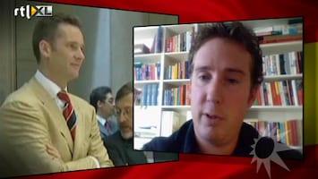 RTL Boulevard Schoonzoon koning Juan Carlos in opspraak