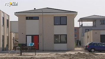RTL Nieuws 'Verhuistaks' funest voor nieuwbouw