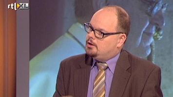 RTL Nieuws Cultuurtheoloog: positieve indruk van paus