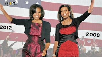 RTL Boulevard Michelle Obama: wat droeg ze toen, en nu?