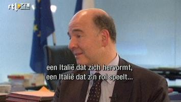 RTL Nieuws Berlijn en Parijs bezorgd om Italië