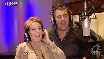 RTL Boulevard Marianne Weber neemt duetalbum op