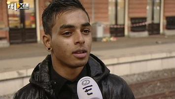 RTL Nieuws Doodgeschoten Rishi had geen vuurwapen bij zich