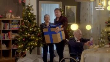 RTL 4's Onvergetelijke Feestdagen Jamai zet Greet met een hart van goud op een voetstuk