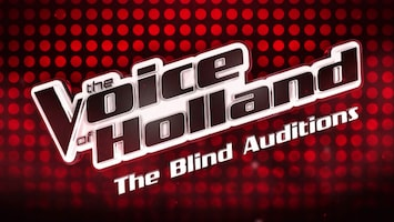 The Voice Of Holland Blind auditions 1