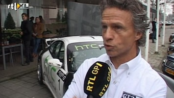 RTL GP: Dutch Power Pack HTC Dutch GT4: Interview Jan Lammers