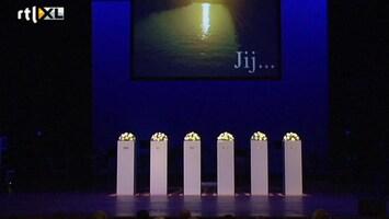 RTL Nieuws Herdenking schietpartij Alphen aan den Rijn