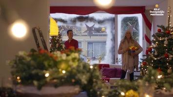 RTL 4's Onvergetelijke Feestdagen Nicolette Kluiver gaat helemaal los met de kerstversiering