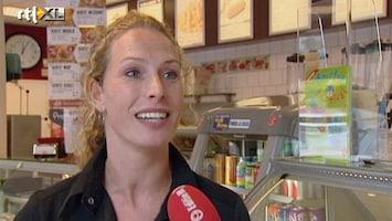 RTL Nieuws Arrestatie mafiabaas: even frietje afrekenen