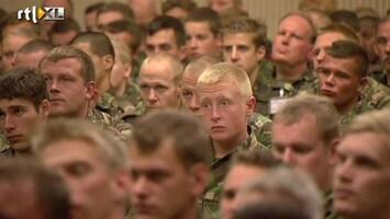 RTL Nieuws 'Stank voor dank' voor 650 militairen