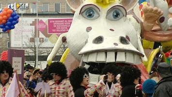 RTL Nieuws Carnaval barst los in Lampegat