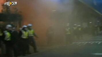 RTL Nieuws Bijna elke voetbalwedstrijd problemen door hooligans