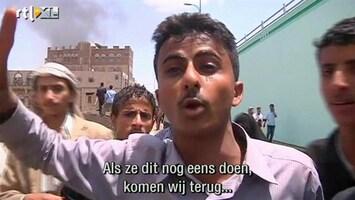 RTL Nieuws Amerika verscherpt beveiliging ambassades