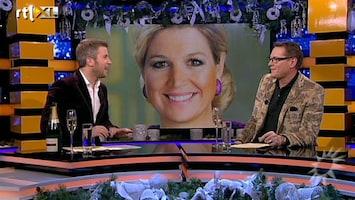 RTL Boulevard Maxima in de gracht voor het goede doel